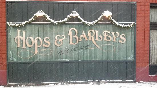 Hops & Barleys