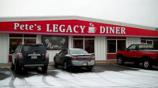 Pete's Legacy Diner