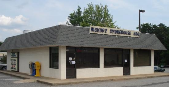 ‪Hickory Smokehouse BBQ‬