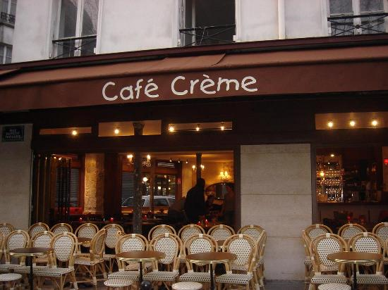 Cafe Creme Paris Le Marais Restaurant Reviews Phone