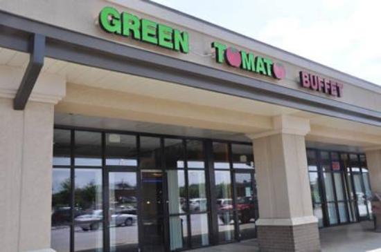 Superb Green Tomato Buffet Greenville Restaurant Reviews Photos Interior Design Ideas Ghosoteloinfo