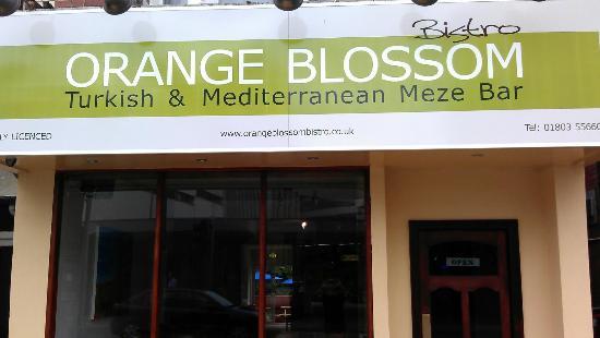 Orange Blossom Bistro