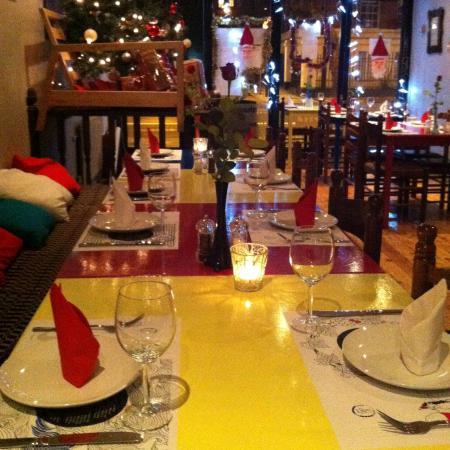 Mythopolis Restaurant London