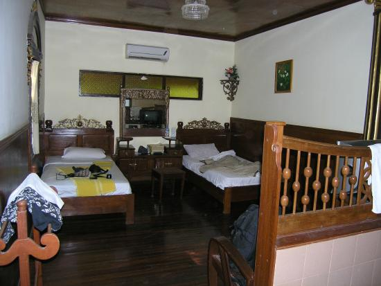 Bagan Central Hotel : Tween room