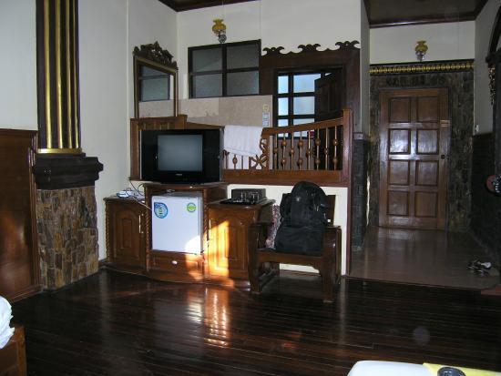 Bagan Central Hotel: Room