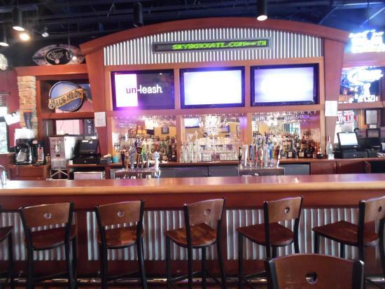 Skyboxx Restaurant & Sports Bar, Morrow - Menu, Prices