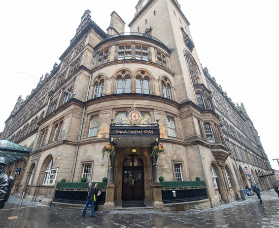 Grand Central Hotel Glasgow Reviews