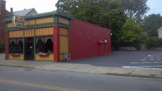 Breakfast Restaurants Near Dartmouth Ma