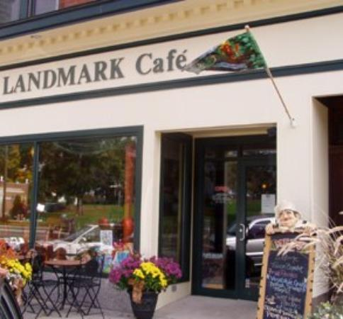 Landmark Cafe Closed