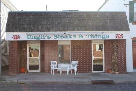 Hugit's Steaks & Things