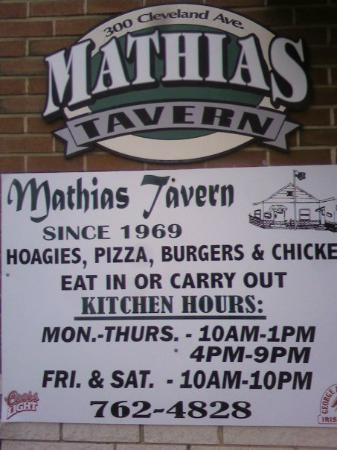 Mathias Restaurant