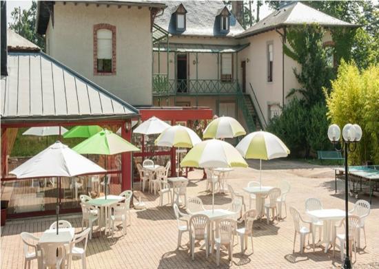 Camares, Fransa: Terrasse