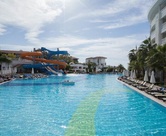 Alba Queen Hotel Turkey Colakli Antalya Province