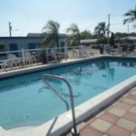 Dolphin Harbor Inn: Our Pool