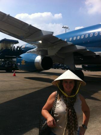 Klong Jark Bungalows : Aeroporto local fica bem proximo ao Hotel.