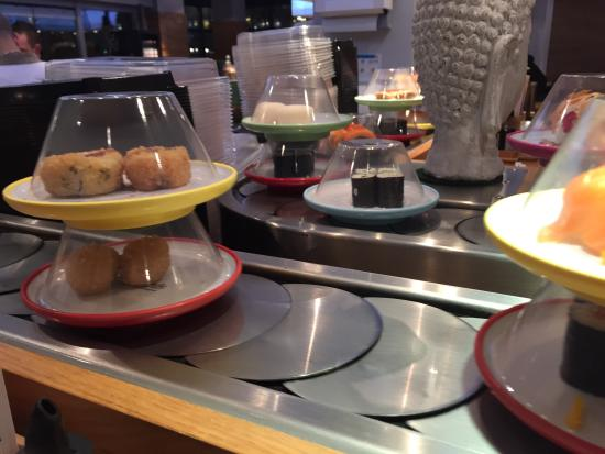 Sushi Circle: Circle