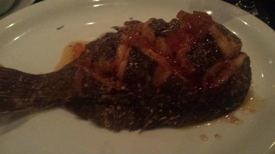 Garibaldi's of Columbia: The Amazing Apricot Flounder