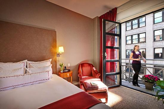 Hotel giraffe by library hotel collection updated 2018 for Hotel economici new york centro