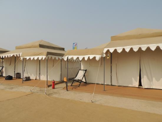 Great Rann of Kutch Tent entrance & Tent entrance - Picture of Great Rann of Kutch Kutch - TripAdvisor