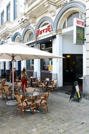 Le Ketje Restaurant