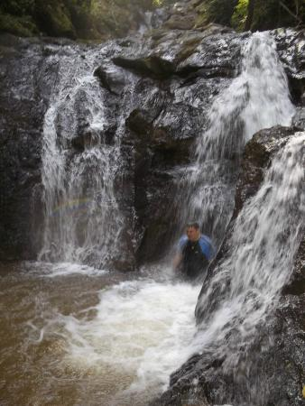 Costa Rica Waterfall Tours: waterfall