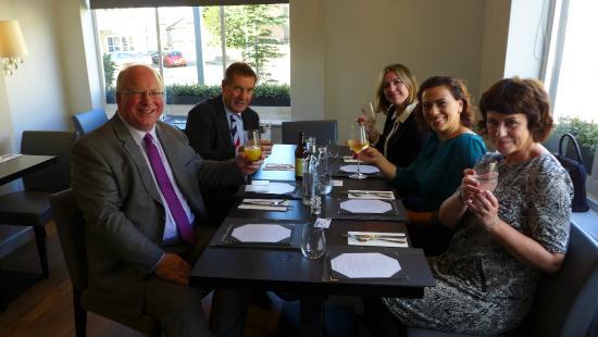 The New London Restaurant and Lounge: Our lunch at The New London, Chelmsford