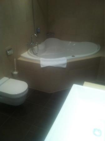 EA Hotel Manes: Barhroom