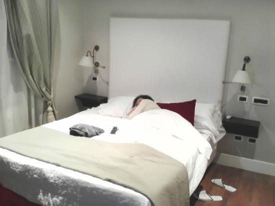 Hotel Clitunno: Camera