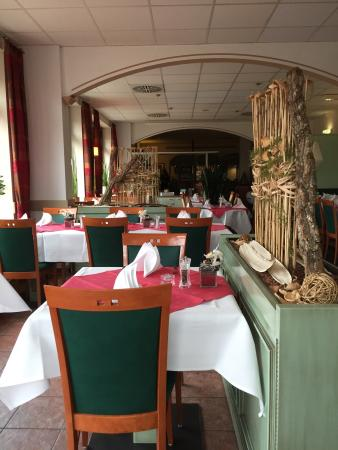 Suite Hotel Leipzig: Restaurant
