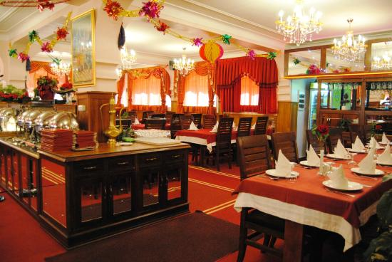 Indian Restaurants In Algiers