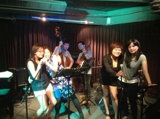 Photo of Nightclub Sappho Live at 安和路一段102巷一號b1, Taipei, Taiwan