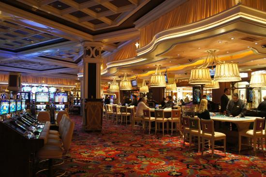 Casino Floor Picture Of Wynn Las Vegas Las Vegas