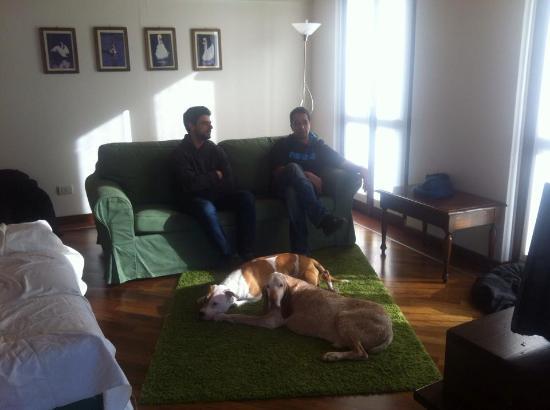 Casa Lory: salotto