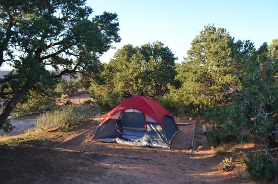 Dead Horse Point State Park Campground