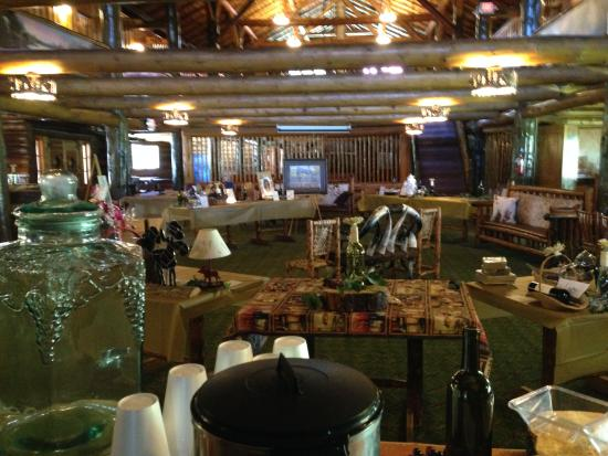 Range Riders Lodge: The Main Floor