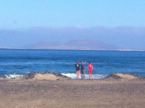 Surf School Lanzarote: deciding where to go...