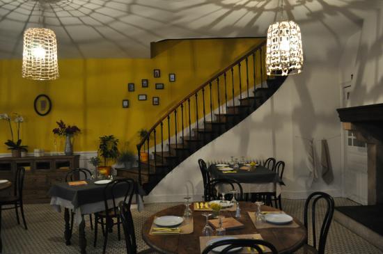 Hotel Restaurant Le Cafe De Paris Brassac