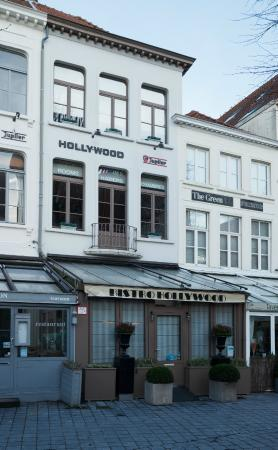 Hollywood - Logies: The Bistro Hollywood (Front Entrance)