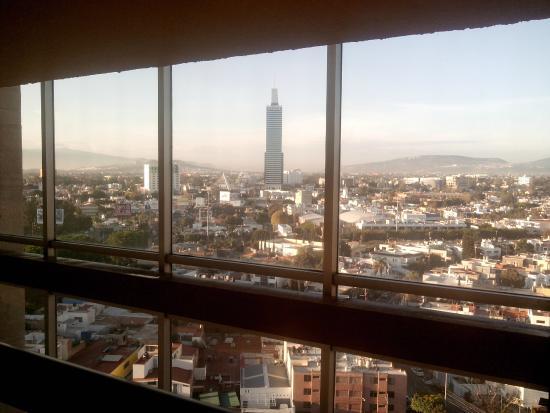 Fiesta Americana Guadalajara: DESDE EL INTERIOR DEL HOTEL