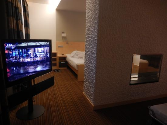 Wellness Hotel Horal: our room (apatment)