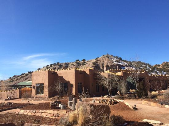 Ojo Caliente Mineral Springs Spa : Although the facility is a bit dated, this is a place of healing and positive energy.