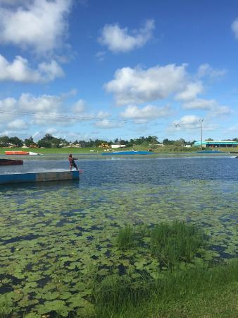 Cable Ski Cairns: Aqua Park to save the day