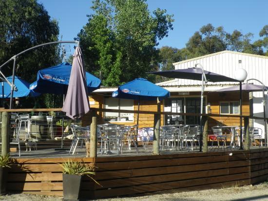 Lima South, Australie : Cafe Area