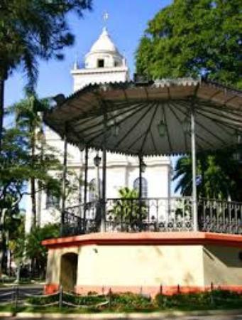 Praca da Bandeira: Praça da Bandeira - Itatiba