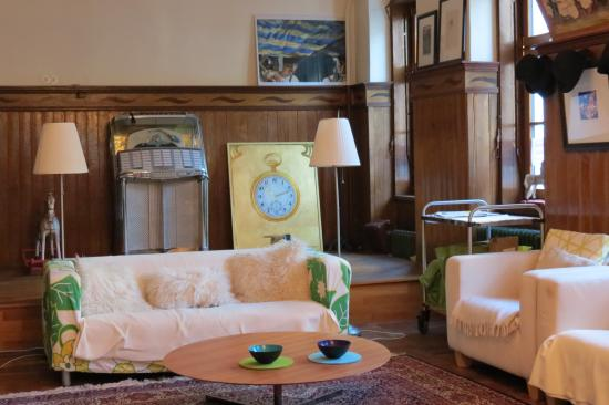 Hotel Schwalbe: the sitting room