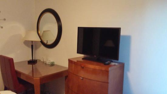 Alpine Inn & Suites: TV