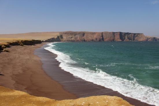 how to get to paracas national reserve