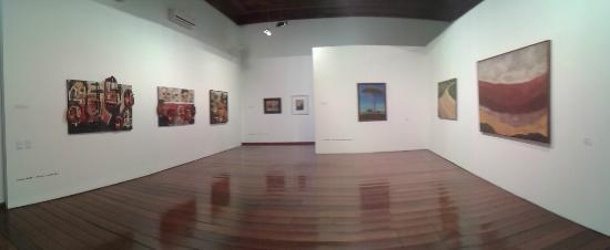 Museu de Arte De Ribeirao Preto: obras do museu