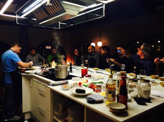 La Foodieteca: Curso de cocina