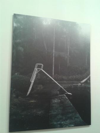 Museu de Arte De Ribeirao Preto: obra do museu